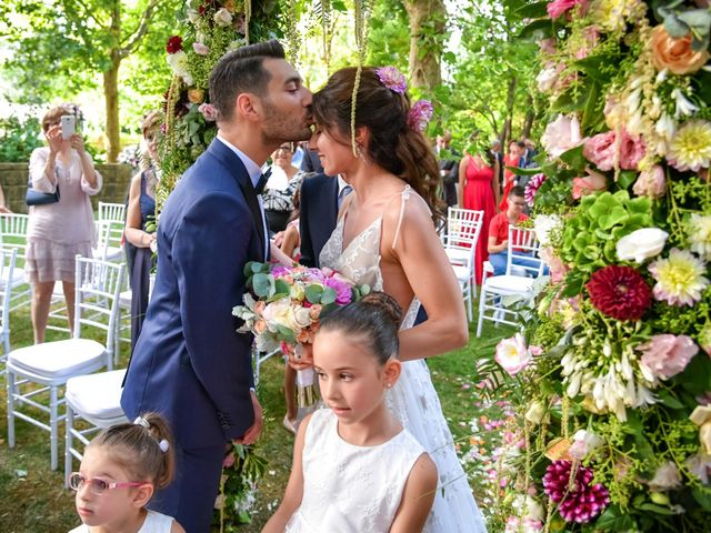 Il matrimonio di Giuseppe e Alessandra a Caserta, Caserta 34