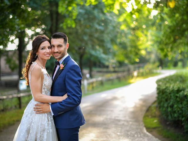 Il matrimonio di Giuseppe e Alessandra a Caserta, Caserta 45
