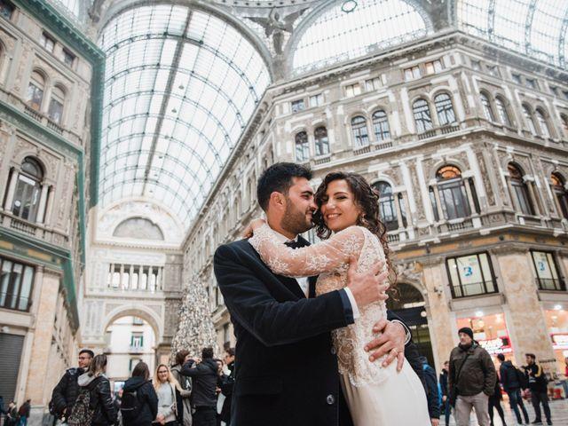 Le nozze di Fabiana e Domenico