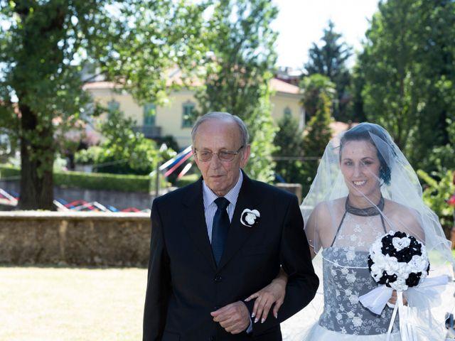 Il matrimonio di Daniele e Monica a Castiglione Olona, Varese 2