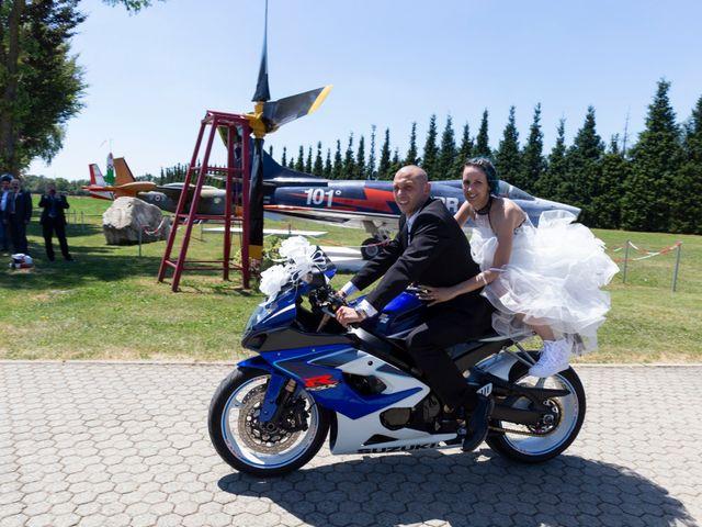 Il matrimonio di Daniele e Monica a Castiglione Olona, Varese 4