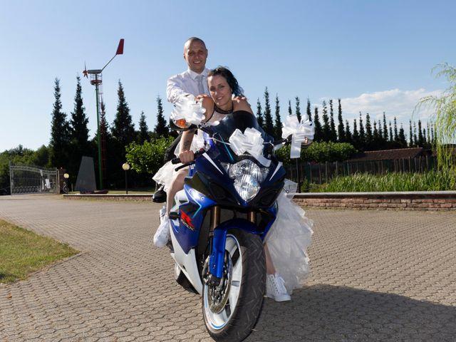 Il matrimonio di Daniele e Monica a Castiglione Olona, Varese 6