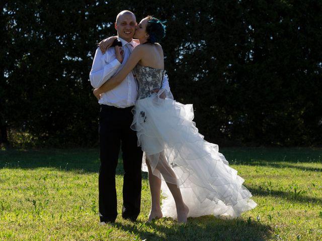 Il matrimonio di Daniele e Monica a Castiglione Olona, Varese 7