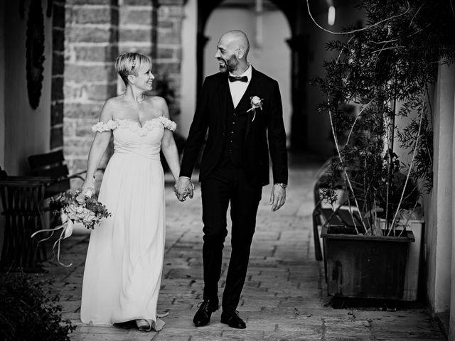 Le nozze di Annalisa e Fabio