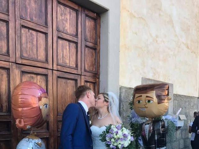 Il matrimonio di Jeremy e Laura a Montefiascone, Viterbo 3
