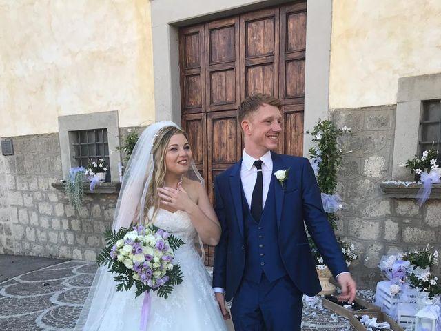 Il matrimonio di Jeremy e Laura a Montefiascone, Viterbo 4