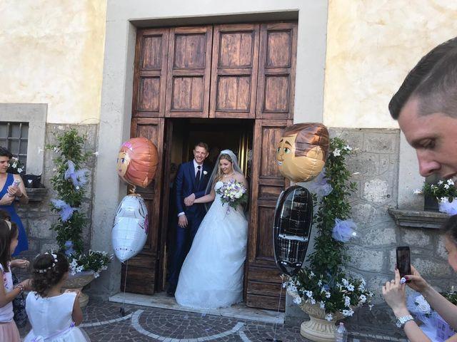 Il matrimonio di Jeremy e Laura a Montefiascone, Viterbo 5