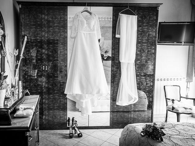 Il matrimonio di Matteo e Alessandra a Fino Mornasco, Como 5