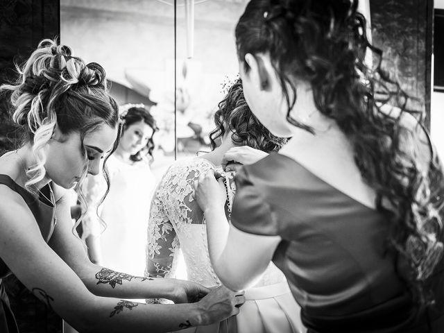 Il matrimonio di Matteo e Alessandra a Fino Mornasco, Como 6