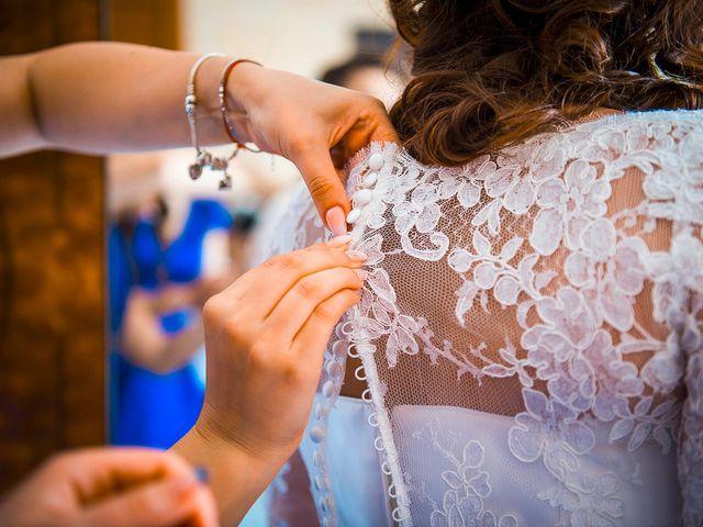 Il matrimonio di Matteo e Alessandra a Fino Mornasco, Como 7