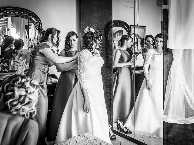 Il matrimonio di Matteo e Alessandra a Fino Mornasco, Como 8