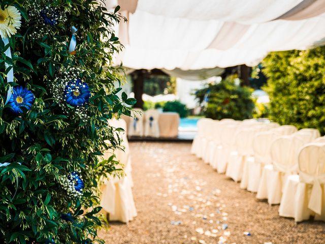 Il matrimonio di Matteo e Alessandra a Fino Mornasco, Como 16