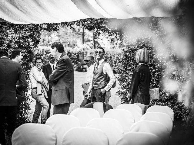 Il matrimonio di Matteo e Alessandra a Fino Mornasco, Como 21