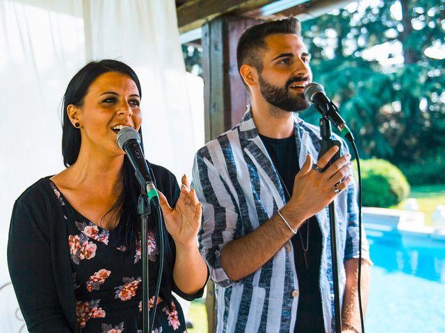 Il matrimonio di Matteo e Alessandra a Fino Mornasco, Como 22