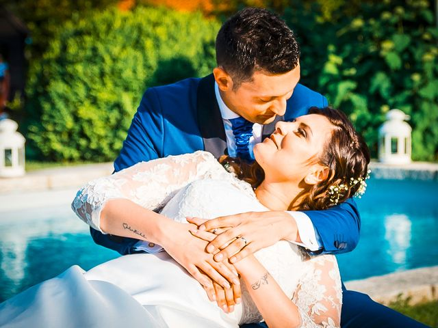 Il matrimonio di Matteo e Alessandra a Fino Mornasco, Como 24
