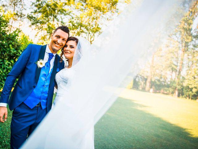 Il matrimonio di Matteo e Alessandra a Fino Mornasco, Como 25