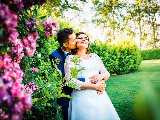 Il matrimonio di Matteo e Alessandra a Fino Mornasco, Como 26