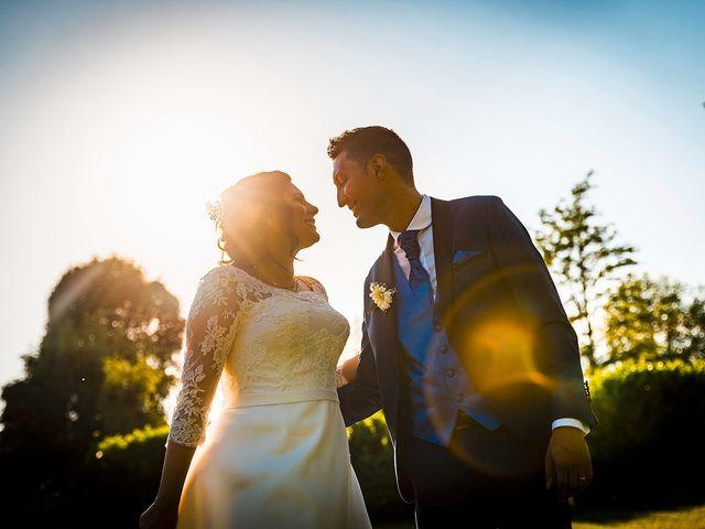 Il matrimonio di Matteo e Alessandra a Fino Mornasco, Como 27