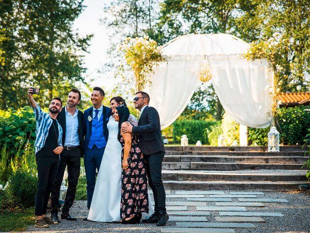 Il matrimonio di Matteo e Alessandra a Fino Mornasco, Como 28