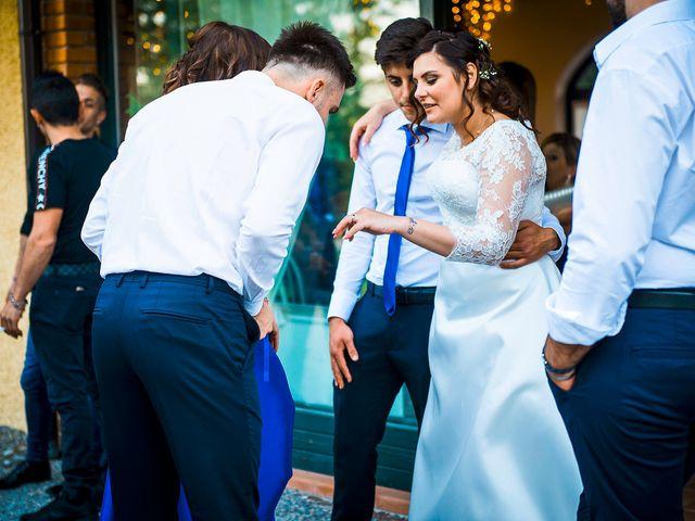 Il matrimonio di Matteo e Alessandra a Fino Mornasco, Como 35