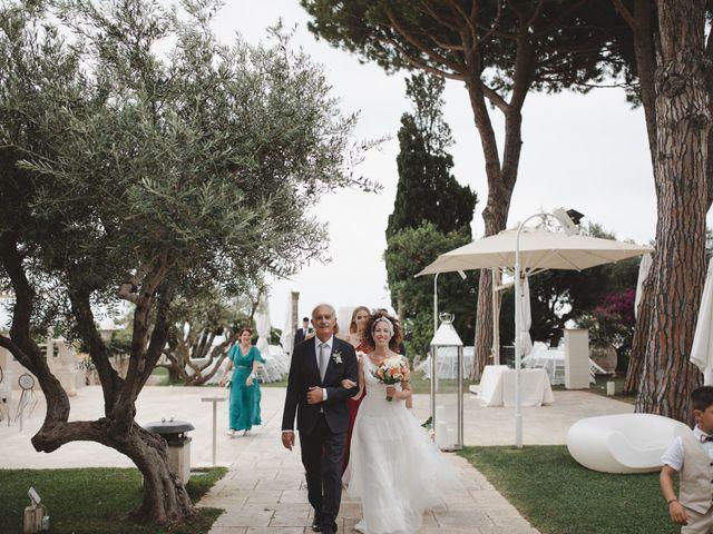 Il matrimonio di Giampaolo e Federica a Terracina, Latina 33