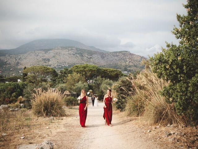 Il matrimonio di Giampaolo e Federica a Terracina, Latina 36