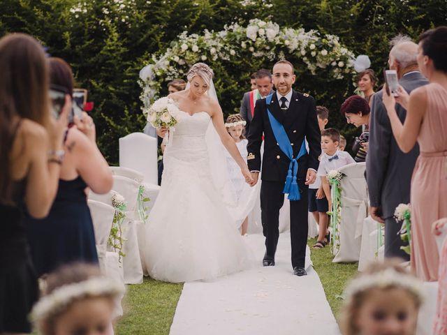 Il matrimonio di Danilo e Giulia a Cherasco, Cuneo 34