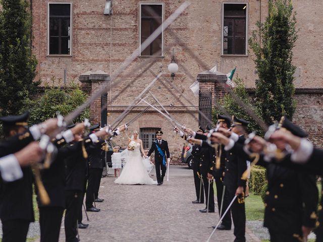 Il matrimonio di Danilo e Giulia a Cherasco, Cuneo 36