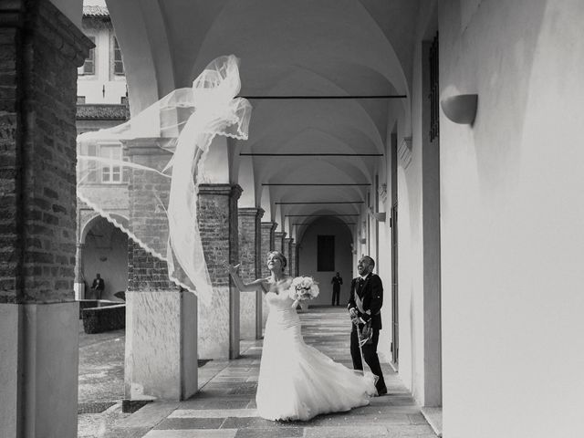 Il matrimonio di Danilo e Giulia a Cherasco, Cuneo 41