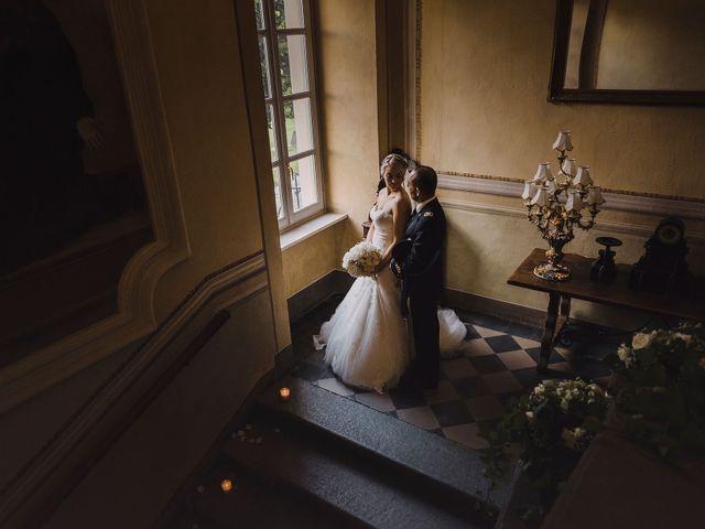 Il matrimonio di Danilo e Giulia a Cherasco, Cuneo 43