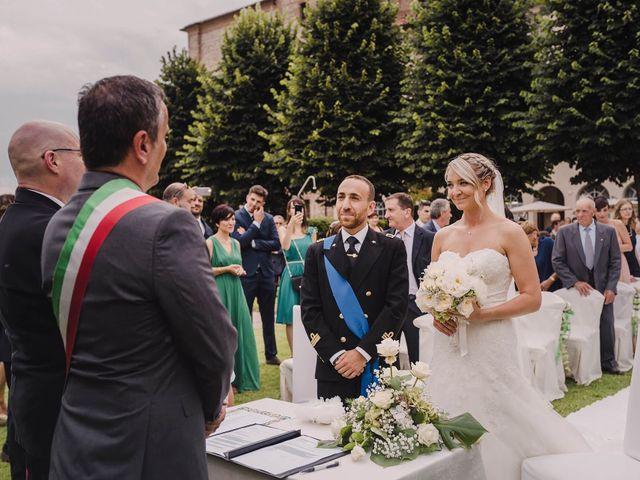 Il matrimonio di Danilo e Giulia a Cherasco, Cuneo 49