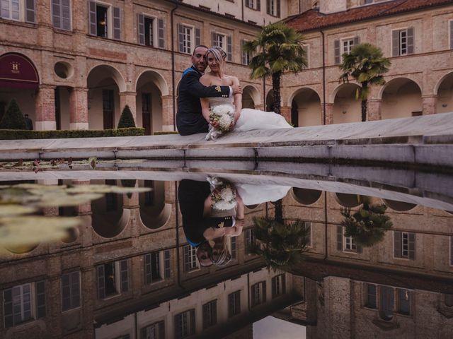 Il matrimonio di Danilo e Giulia a Cherasco, Cuneo 50