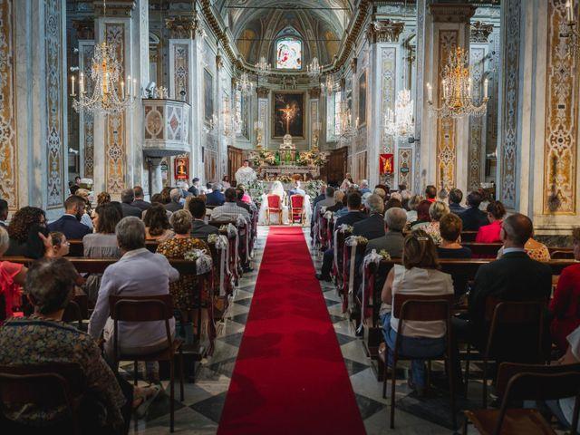 Il matrimonio di Dario e Elisa a Ronco Scrivia, Genova 23