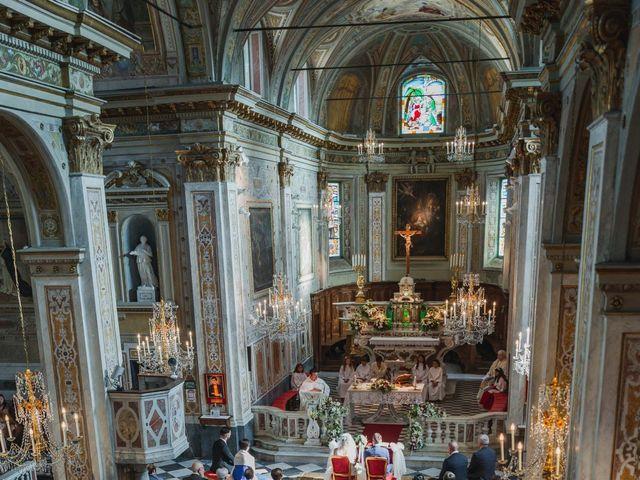 Il matrimonio di Dario e Elisa a Ronco Scrivia, Genova 24