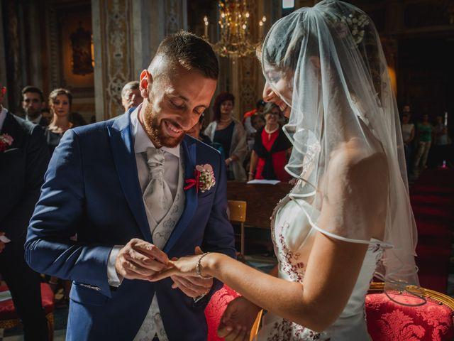 Il matrimonio di Dario e Elisa a Ronco Scrivia, Genova 25