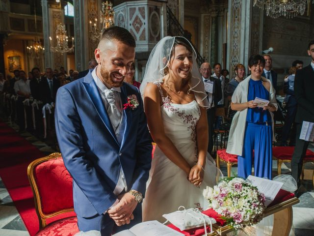 Il matrimonio di Dario e Elisa a Ronco Scrivia, Genova 26