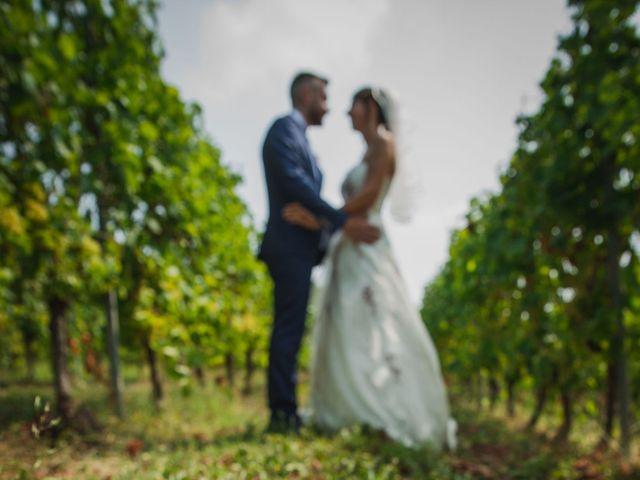 Il matrimonio di Dario e Elisa a Ronco Scrivia, Genova 28