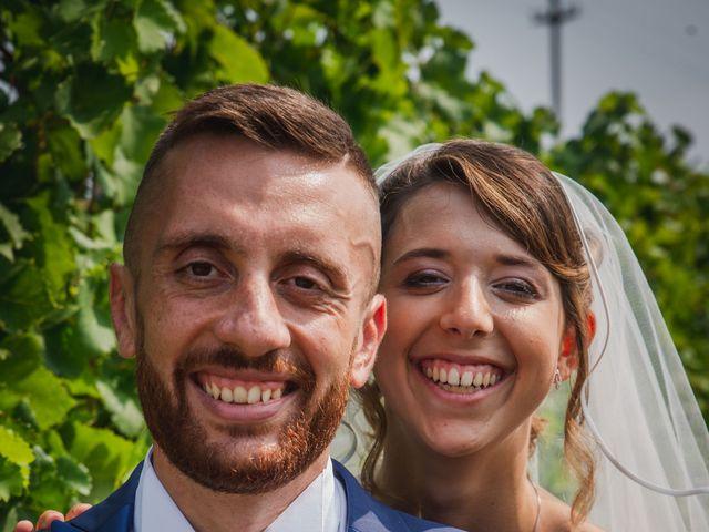 Il matrimonio di Dario e Elisa a Ronco Scrivia, Genova 31