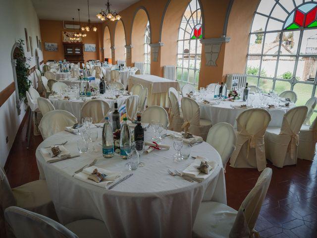 Il matrimonio di Dario e Elisa a Ronco Scrivia, Genova 33