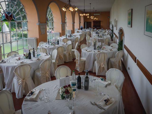 Il matrimonio di Dario e Elisa a Ronco Scrivia, Genova 36