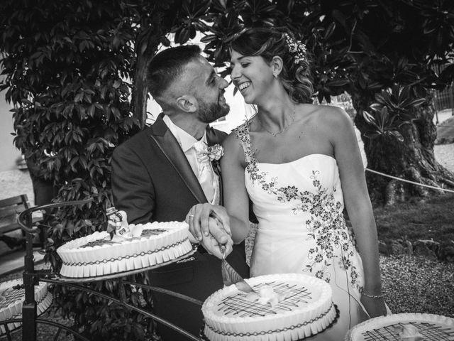 Il matrimonio di Dario e Elisa a Ronco Scrivia, Genova 37