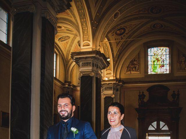 Il matrimonio di Francesco e Angela a Pagazzano, Bergamo 6