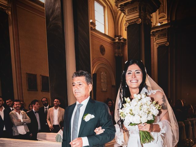 Il matrimonio di Francesco e Angela a Pagazzano, Bergamo 7