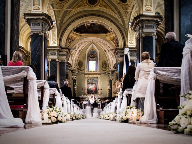 Il matrimonio di Francesco e Angela a Pagazzano, Bergamo 8