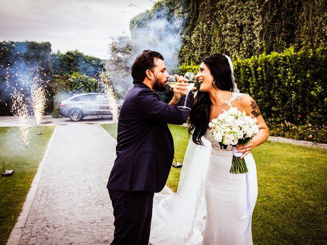 Il matrimonio di Francesco e Angela a Pagazzano, Bergamo 9
