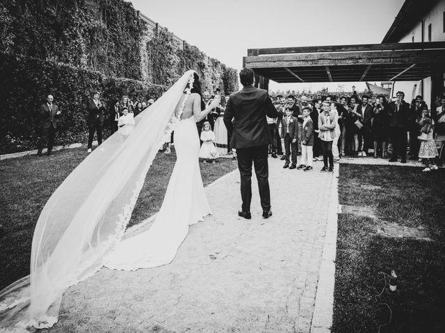 Il matrimonio di Francesco e Angela a Pagazzano, Bergamo 10