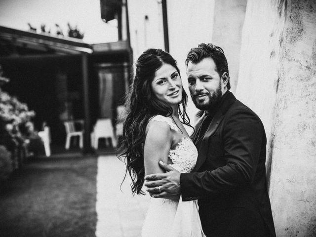 Il matrimonio di Francesco e Angela a Pagazzano, Bergamo 12
