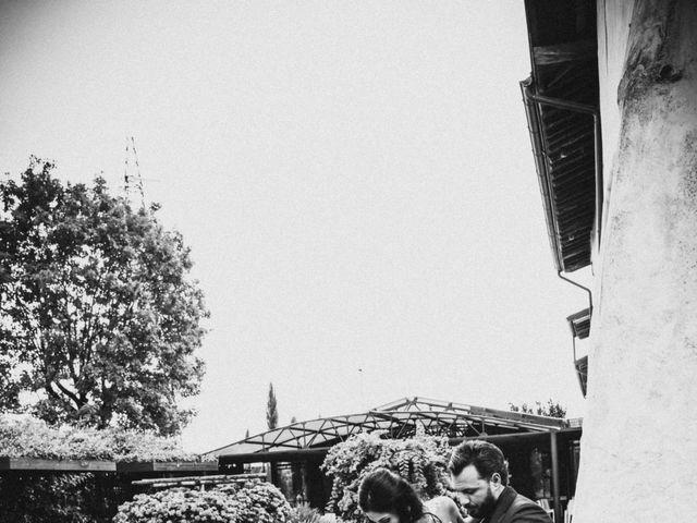 Il matrimonio di Francesco e Angela a Pagazzano, Bergamo 15