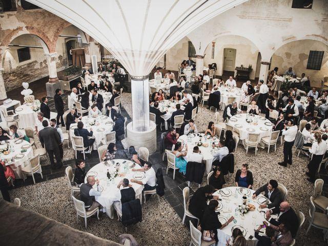 Il matrimonio di Francesco e Angela a Pagazzano, Bergamo 16