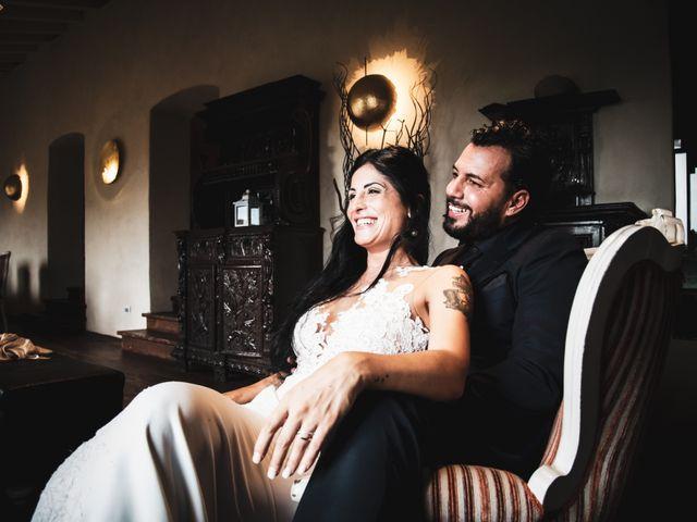 Il matrimonio di Francesco e Angela a Pagazzano, Bergamo 17